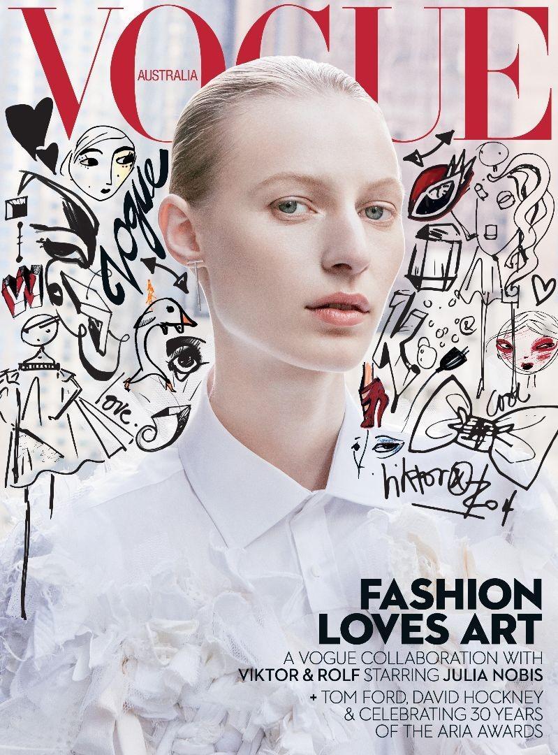 时尚澳大利亚2016年12月封面