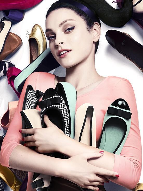 H&M配件目录2012 F / W