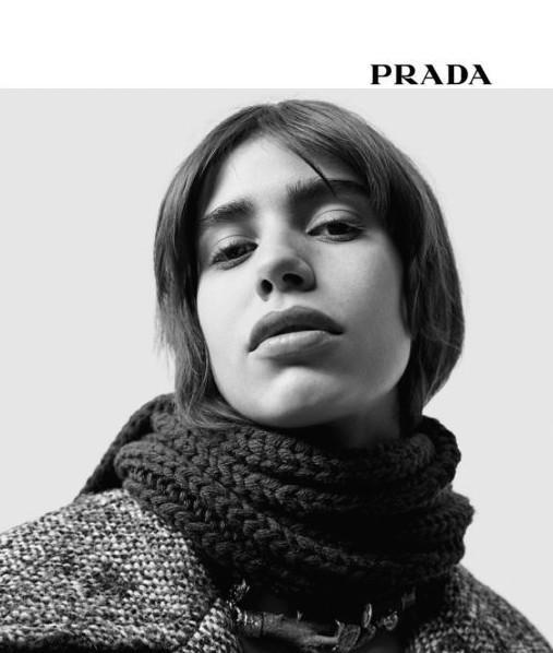 普拉达(Prada):一个城市的女性17 F / W