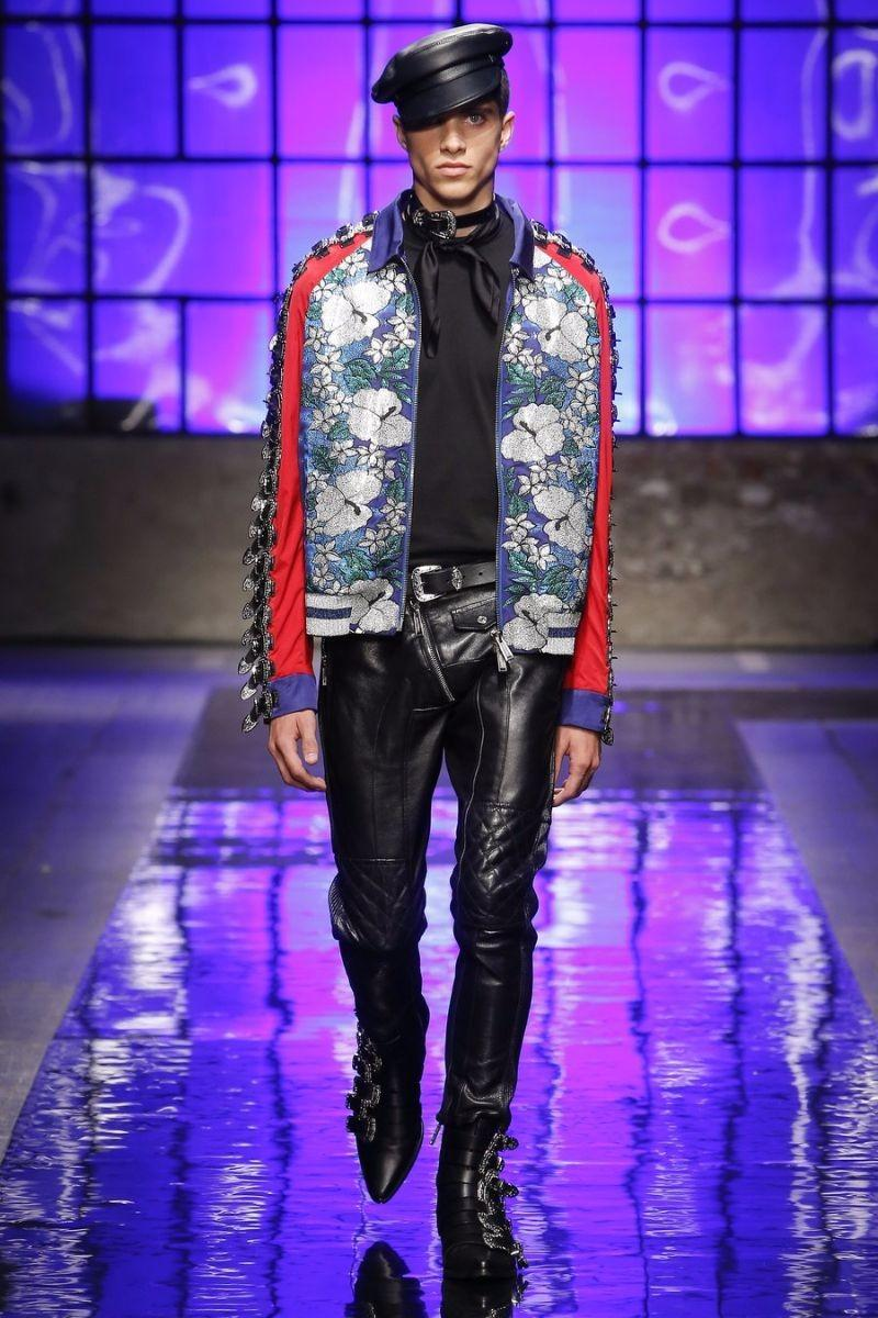 DSquared2 S / S 18显示