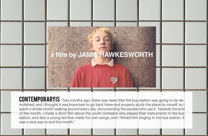 ContemporaryIS杰米Hawkesworth