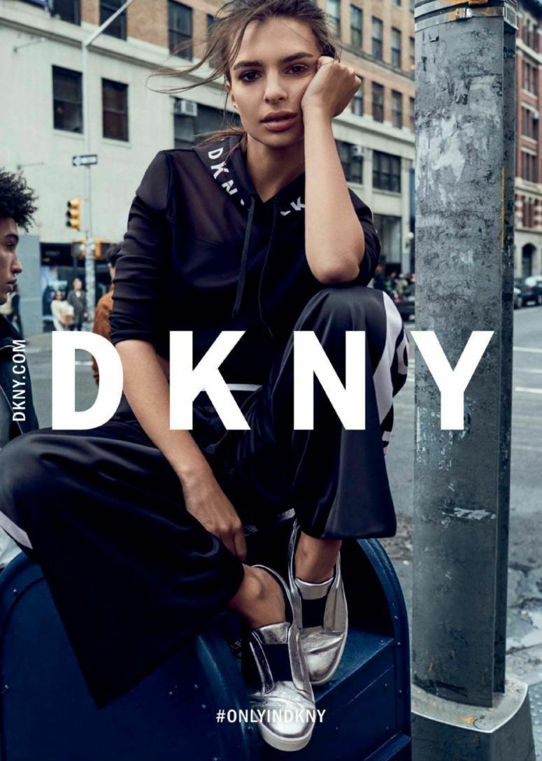 DKNY F / W 2017年