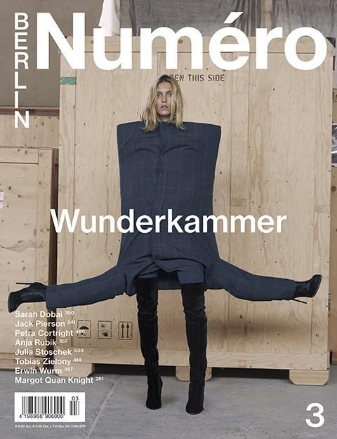 编号柏林- Issue # 3 - F / W17 Covers