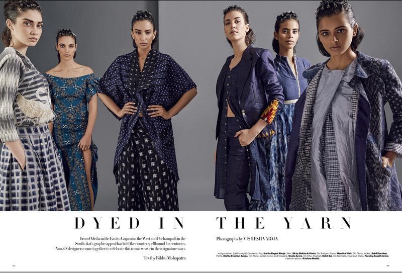 《时尚芭莎》印度