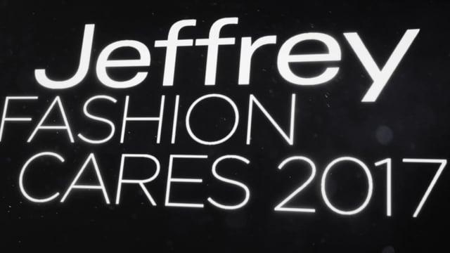 杰弗瑞时尚在乎2017显示