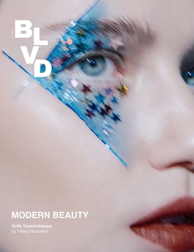 杂志BLVD