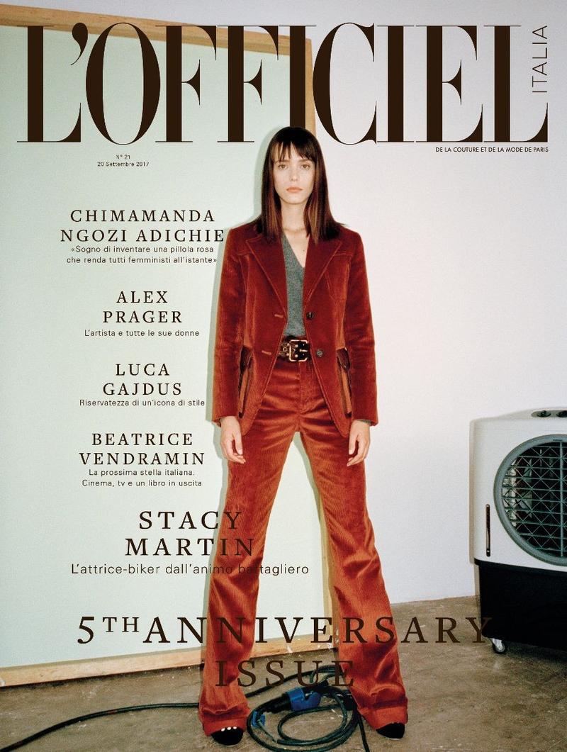 2017年9月Covers中方Italia