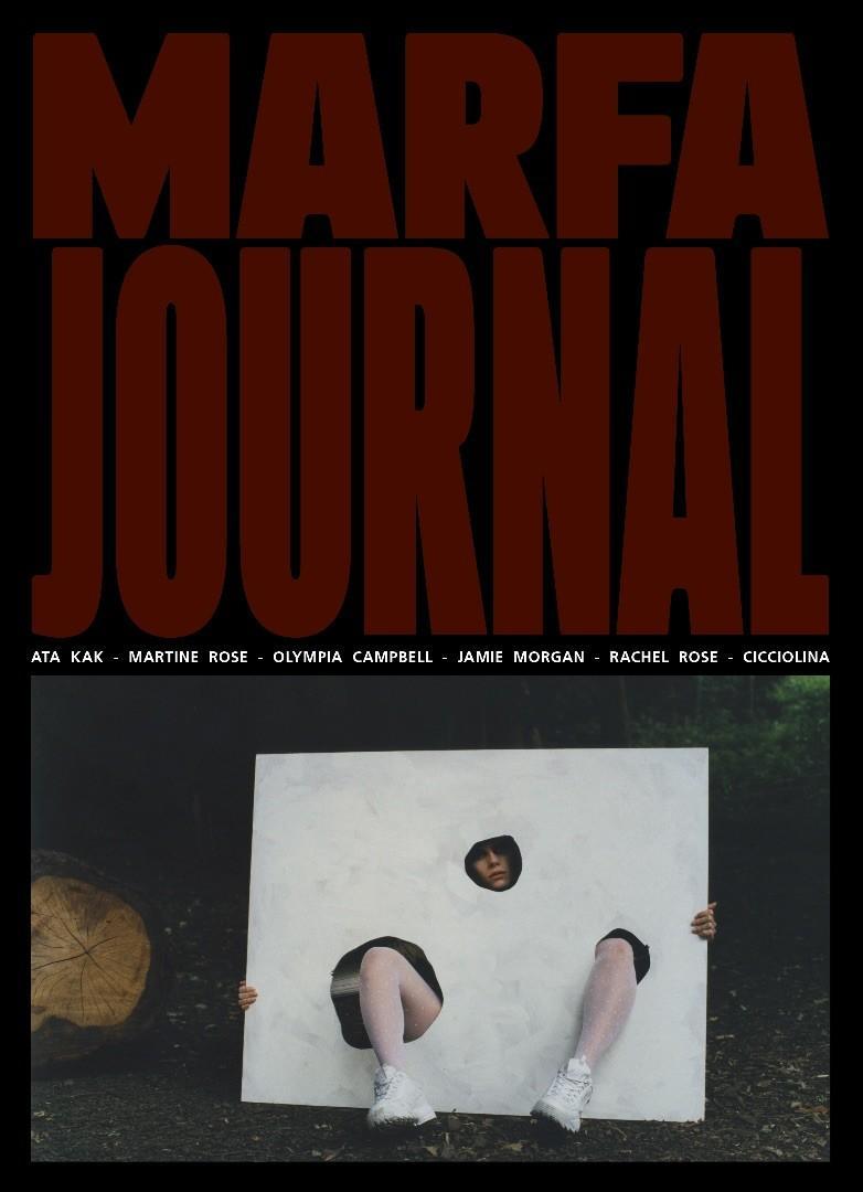 16. Marfa Journal # 6 F/W Covers.