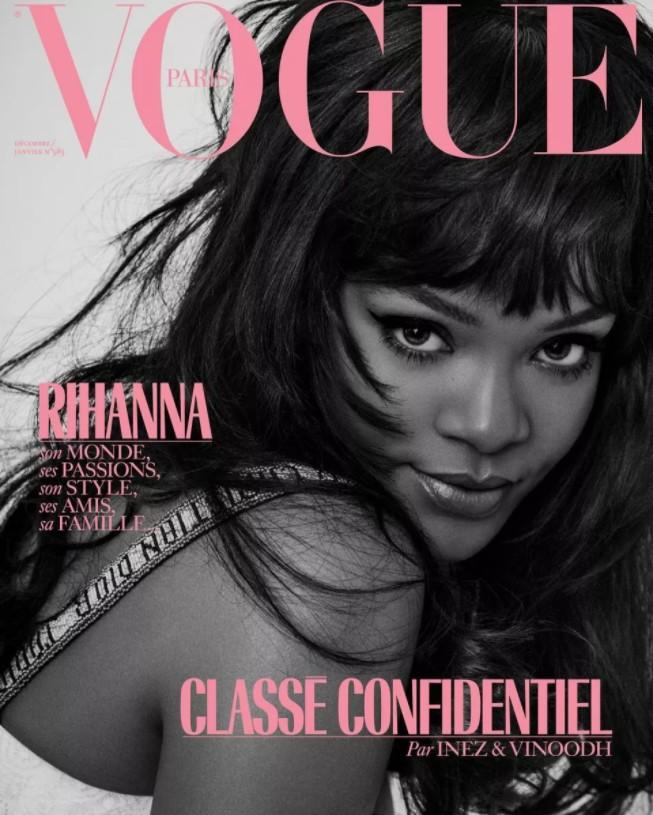 时尚巴黎2017年12月和2018年1月....Vogue Paris December 2017 / January 2018...