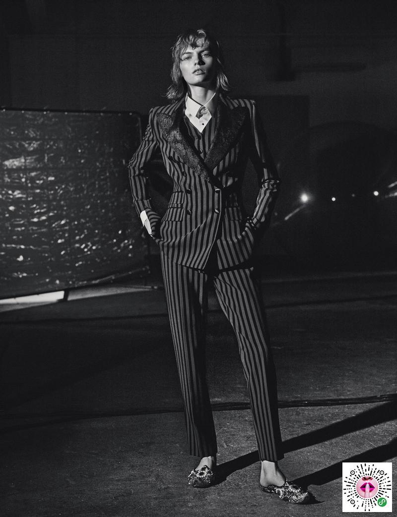 英国的时尚British Vogue