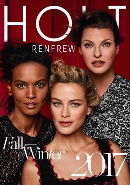 霍尔特伦弗鲁杂志秋季/冬季2017 C…Holt Renfrew Magazine Fall/Winter 2017 C...