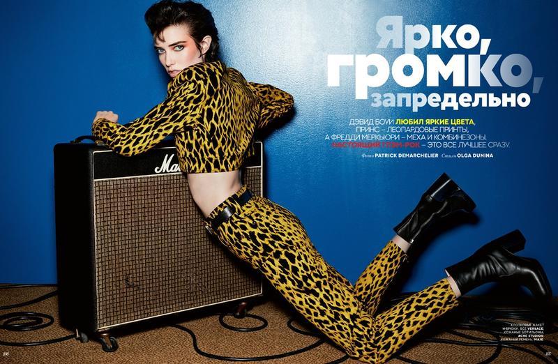 时尚俄罗斯