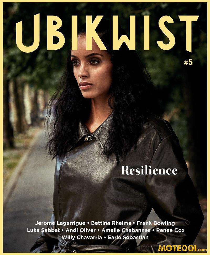 Ubikwist杂志2017年秋季/冬季封面....