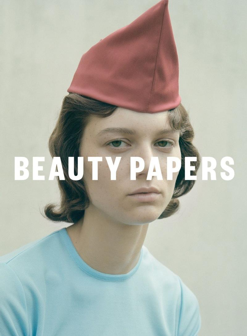 美容纸下跌2017封面Beauty Papers Fall 2017 Covers