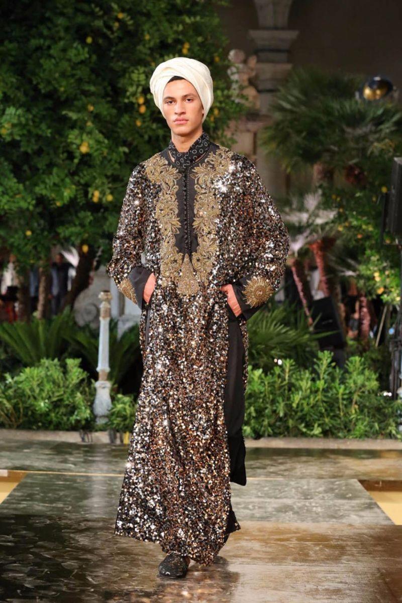 甜美的&高Sartoria Gabbana F / W 17 Sho……