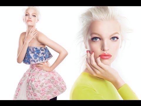 迪奥瘾君子光泽2013年春季运动Dior Addict Gloss Spring 2013 Campaign