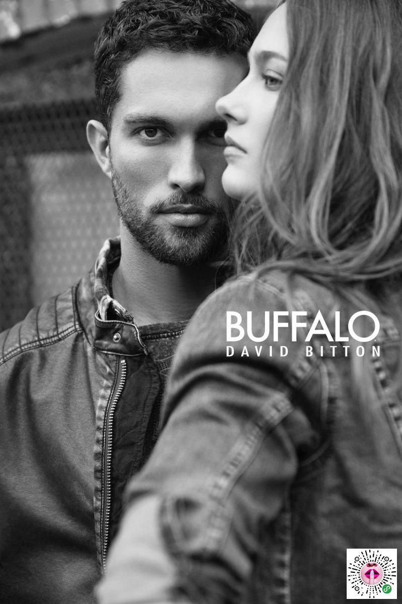 大卫Bitton水牛Buffalo by David Bitton