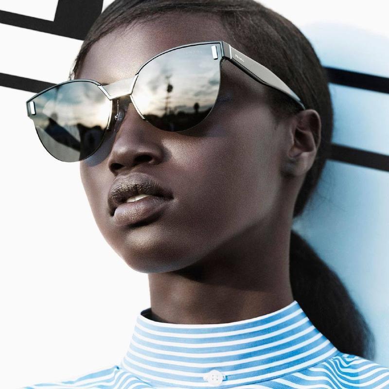 普拉达眼镜的S / S的2018年的365Prada 365 S/S 2018 Eyewear
