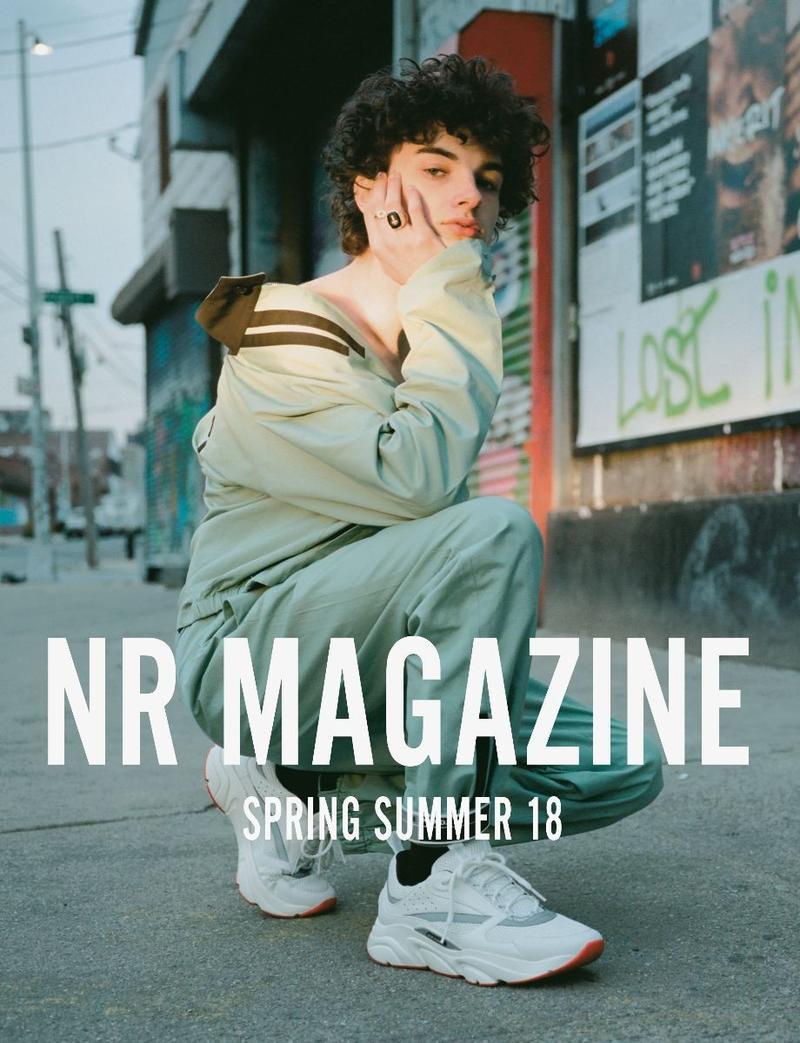 NR杂志春夏2018封面