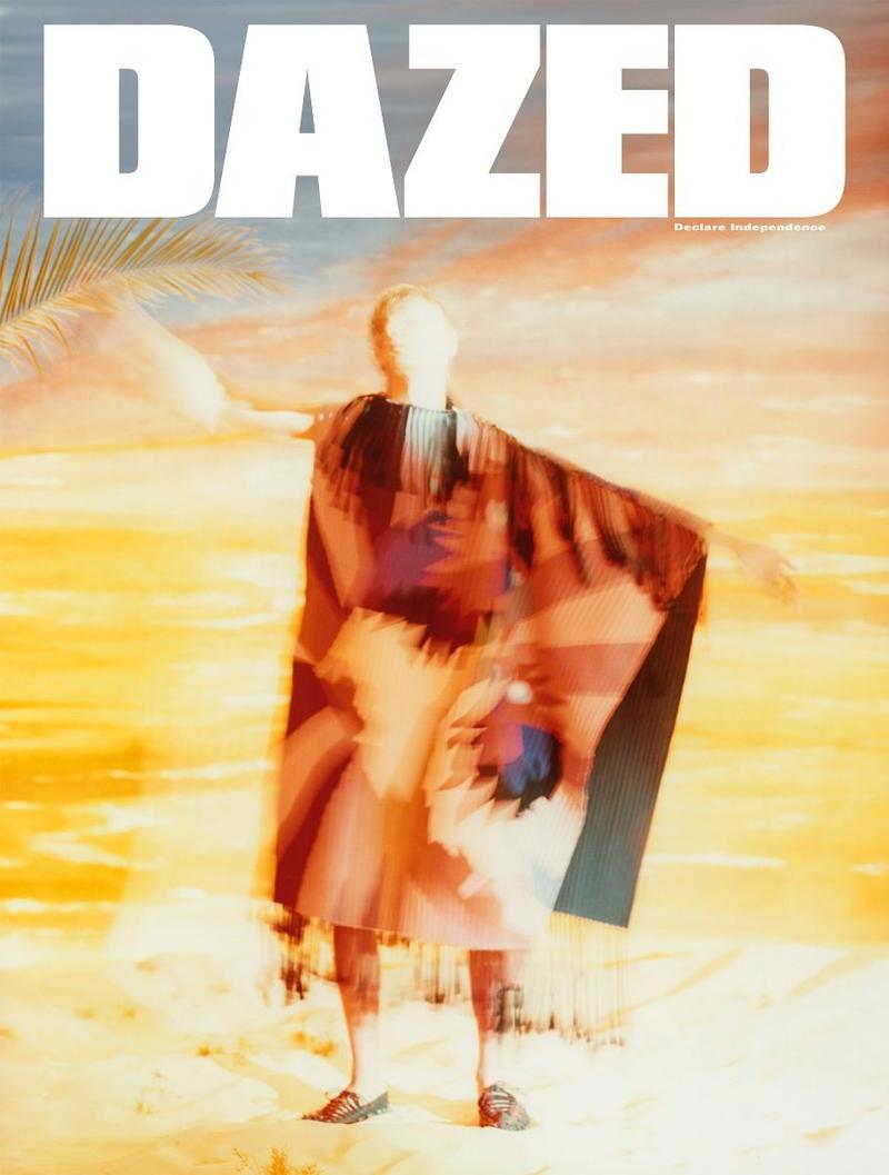 茫然的杂志Dazed Magazine