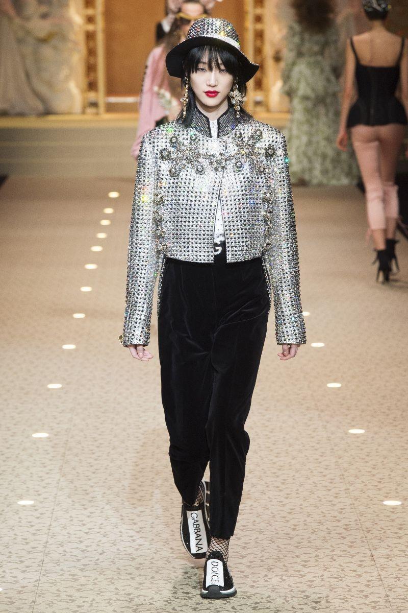 Dolce & Gabbana 18秋冬秀;