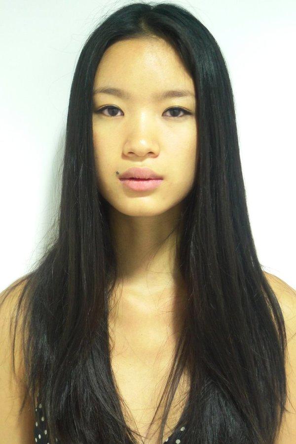 姓名:Kiki Kang职业:MODEL