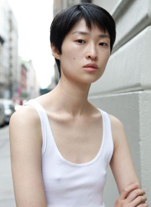 姓名:Chu Wong职业:MODEL