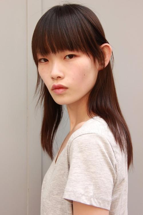 姓名:Xie Chaoyu职业:MODEL