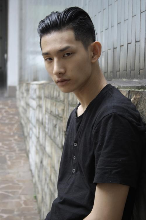 姓名:Sup Park职业:MODEL