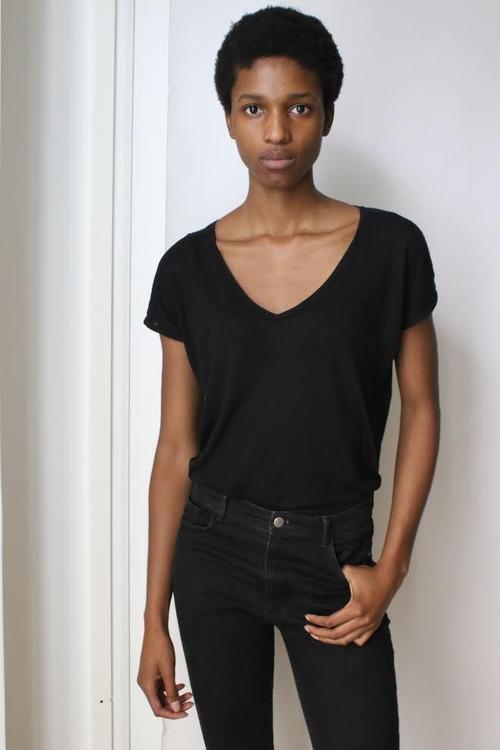 姓名:Kathia Nseke职业:MODEL