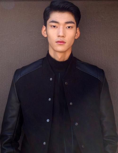 姓名:Yong Soo Jeong职业:MODEL