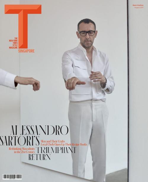 姓名:Alessandro Sartori职业:DESIGNER