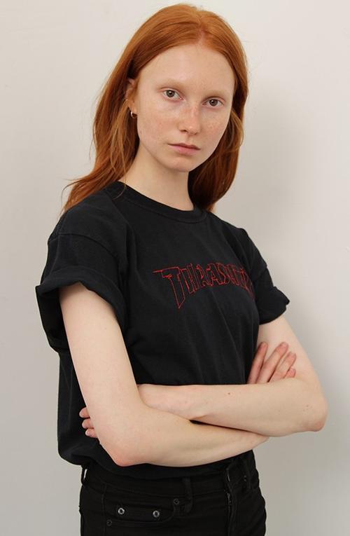 姓名:Jessica Luostarinen职业:MODEL
