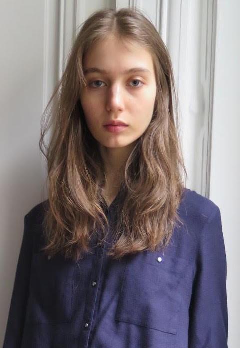 姓名:Nastya Leshchinskaia职业:MODEL