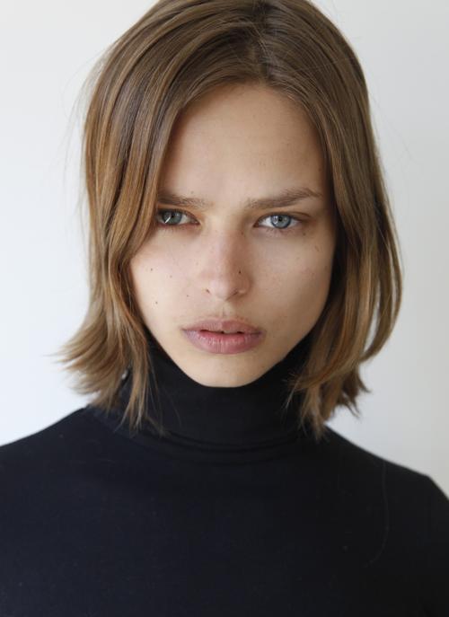 姓名:Birgit Kos职业:MODEL