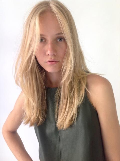姓名:Josefin Bresan职业:MODEL