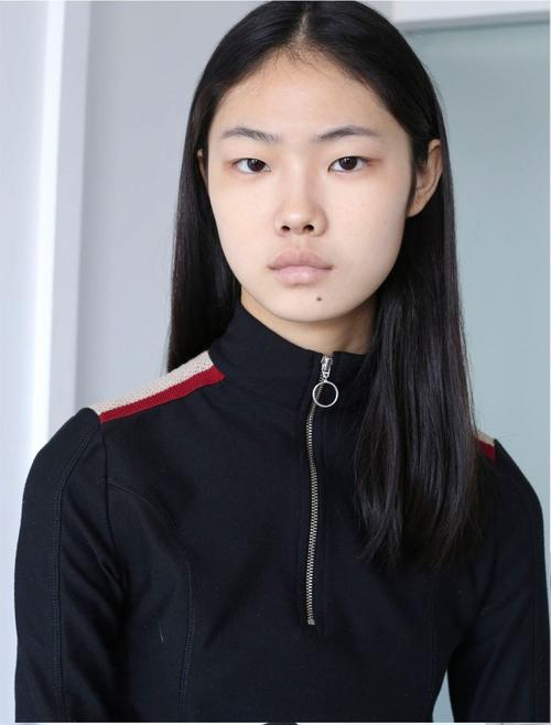 姓名:Sijia Kang职业:MODEL