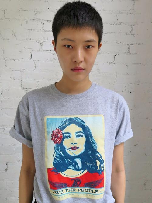 姓名:Sohyun Jung职业:MODEL