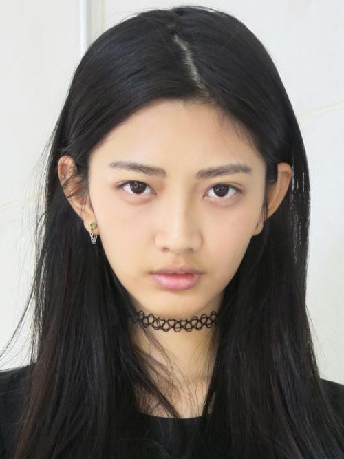 姓名:I-Hua Wu职业:MODEL
