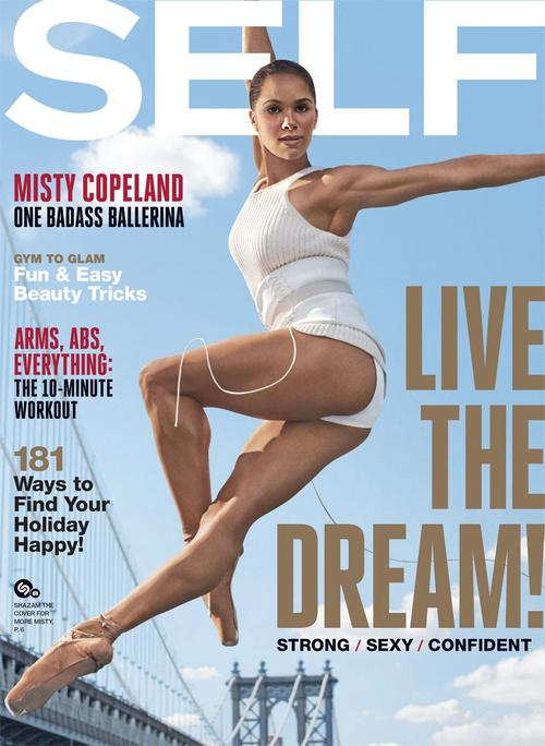 DANCERMisty Copeland