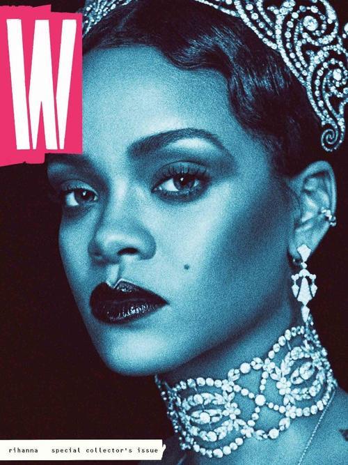 姓名:Rihanna 职业:ENTERTAINER