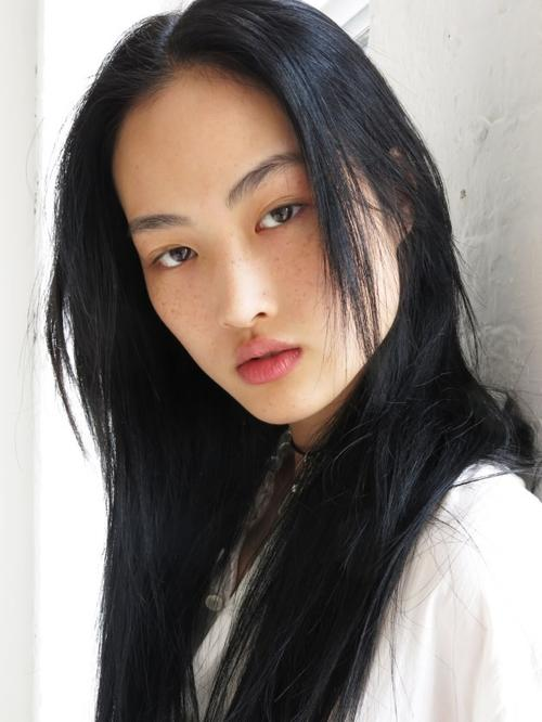 姓名:Jing Wen职业:MODEL