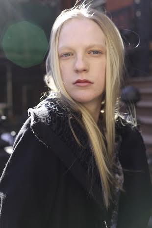 姓名:Emilie Evander职业:MODEL
